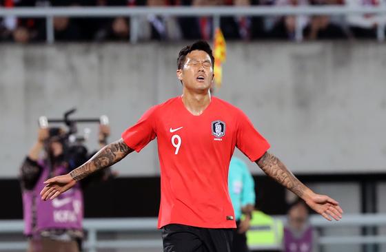전 한국 축구대표팀 공격수 석현준이 헝가리 영주권을 취득했다는 주장이 제기됐다. /사진=뉴스1