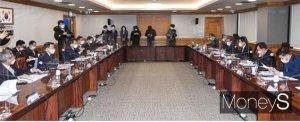 5대 금융지주 회장, 여당과 'K뉴딜 사업' 후속방안 논의