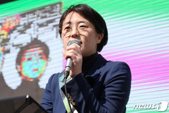 법원이 신지예 한국여성정치네트워크 대표를 성폭행한 혐의를 받는 녹색당 당직자에 중형을 선고했다. /사진=뉴스1