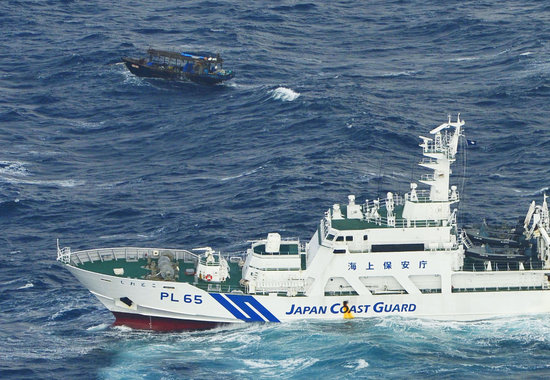 일본 해상보안청 제10관할구역 해상보안본부가 지난 21일 오후 자국 배타적경제수역(EEZ) 내에서 무허가 조업을 하던 한국 어선을 적발했다고 밝혔다. 사진은 기사내용과 관련 없음. /사진=로이터