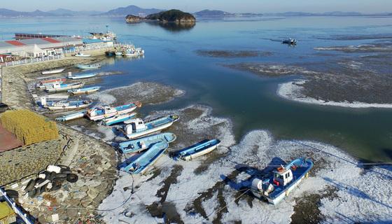 일본 해상당국에 의해 나포됐던 우리나라 어선이 하루만에 풀려났다. 사진은 기사의 직접적인 내용과 무관. /사진=뉴스1