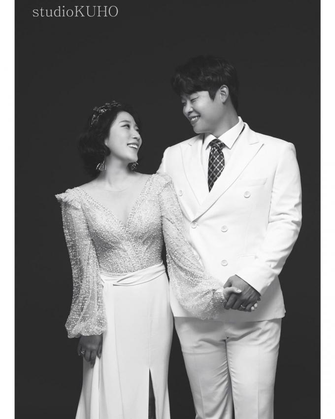 김영희(왼쪽) 윤승열/ 사진=김영희 인스타그램 © 뉴스1