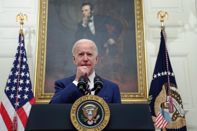 바이든 '새 대북전략' 첫 언급… 오바마 '전략적 인내' 탈피?