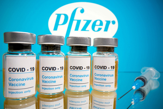 호주 당국이 화이자·바이오엔테크의 신종 코로나바이러스 감염증(코로나19) 백신을 승인했다. 사진은 화이자·바이오엔테크의 코로나19 백신. /사진=로이터