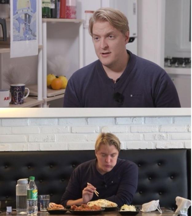 MBC 에브리원 '어서와 한국살이는 처음이지?'에 출연하는 핀란드인 빌푸가 두 달 동안의 한국살이를 마치고 출국한다. /사진=MBC 에브리원 제공