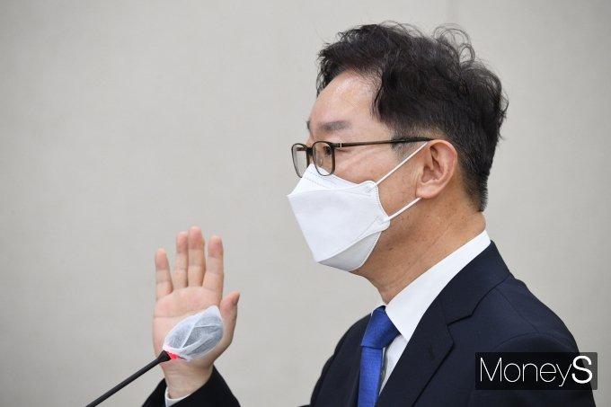 """박범계 """"세월호 유족사찰·검찰 외압 무혐의, 대책 세울것"""""""