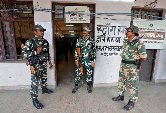 지난 22일(현지시각) 인도 북부 히말라야 국경지역에서 중국군과 인도군이 무력 충돌을 일으켰다. 사진은 기사내용과 무관. /사진=로이터