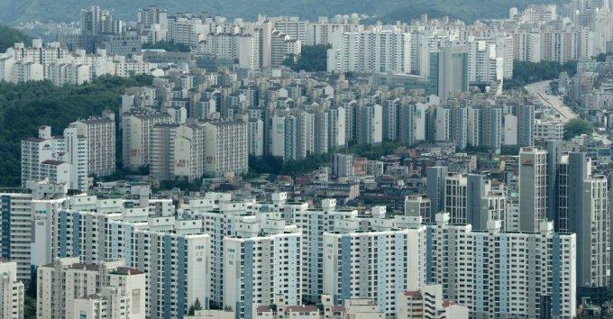 서울 아파트 절반 이상 '9억원 초과'… 최대 밀집 지역은?