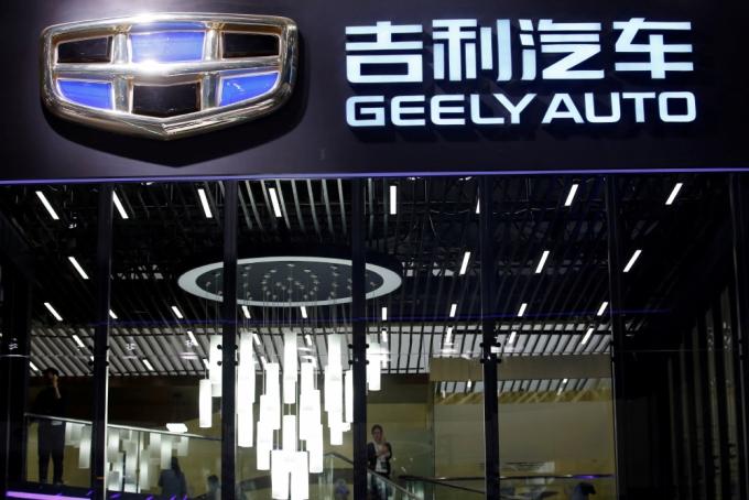 SK가 중국 대표 민영 자동차 기업과 협력을 강화하며 합작 설립을 추진한다. /사진=로이터