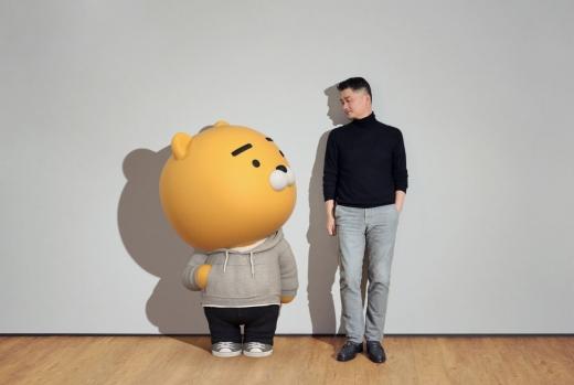김범수 카카오 의장의 두 자녀가 김 의장의 개인회사에서 지난해부터 재직 중인 것으로 확인됐다. /사진제공=카카오