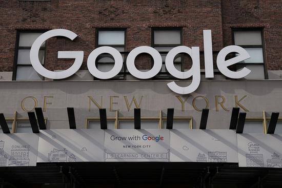 경쟁 애플리케이션(앱) 마켓 방해 혐의를 받는 구글에 대한 수사가 막바지 단계에 접어들었다. /사진=로이터