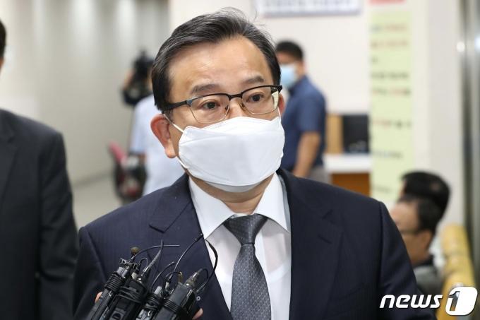김학의 전 법무부 차관. 2020.6.17/뉴스1 © News1 임세영 기자