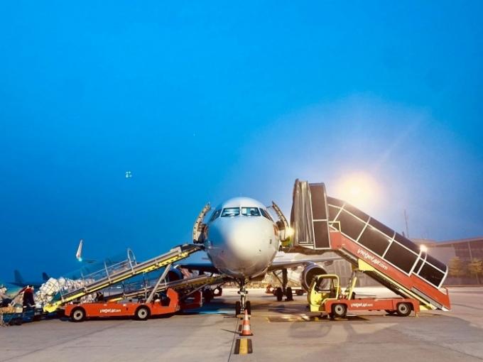 베트남 비엣젯항공이 2020년 화물운송 분야의 성과를 인정받아 글로벌 항공화물 산업 전문지 페이로드 아시아(Payload Asia)가 발표한 '올해의 저비용 항공사'(Low-Cost Carrier of the Year') 및 '올해의 화물 항공사'(Belly Carrier of the Year)로 선정됐다. /사진제공=비엣젯항공
