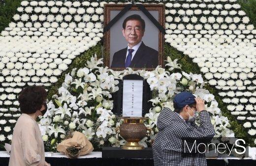 '박원순 성추행' 인권위 판단 후… 피해자 비난한 그들은?