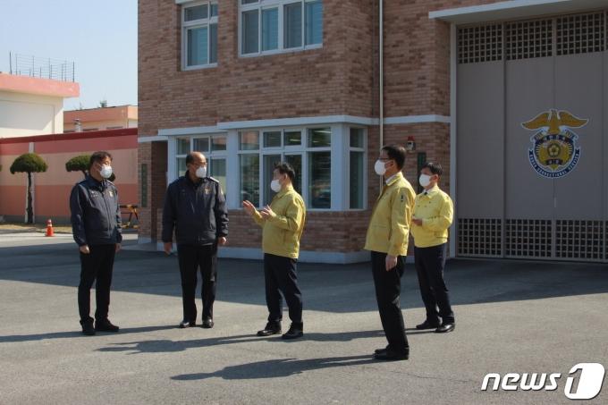 김천소년교도소. (법무부 제공) 2020.3.2/뉴스1