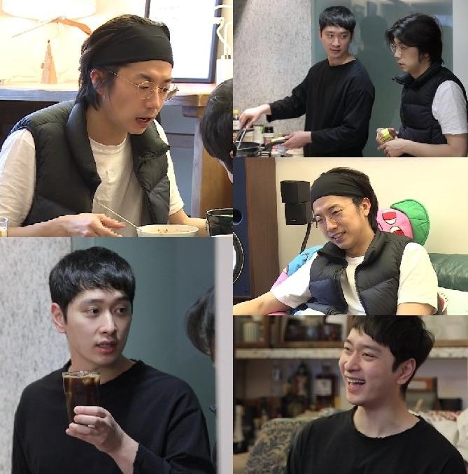 장우영이 MBC '나 혼자 산다'에 출연해 황찬성과의 우정을 보여줄 예정이다. /사진=MBC 제공