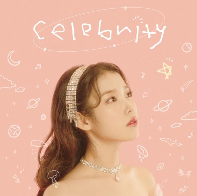 아이유의 정규 5집 선공개곡 '셀러브리티'가 공개되자마자 큰 인기를 끌고 있다. /사진=EDAM엔터테인먼트 제공