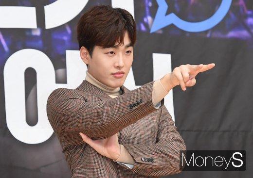 조정식 아나운서가 SBS 예능 '이동욱은 토크가 하고 싶어서' 제작발표회에 참석했다. /사진=장동규 기자