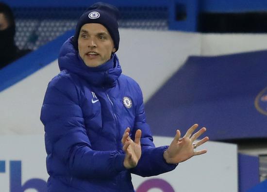 토마스 투헬 신임 첼시 감독이 구단의 잦은 경질 문화에 대해 크게 신경쓰지 않는다고 답했다. /사진=로이터