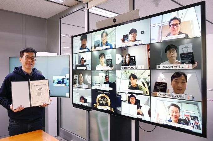 LG전자가 소프트웨어 전문가 51명을 선발했다. / 사진=LG전자