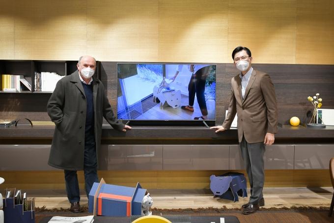 삼성전자가 유럽 친환경 제품 전문 쇼핑몰의 공식 파트너로 선정됐다. / 사진=삼성전자