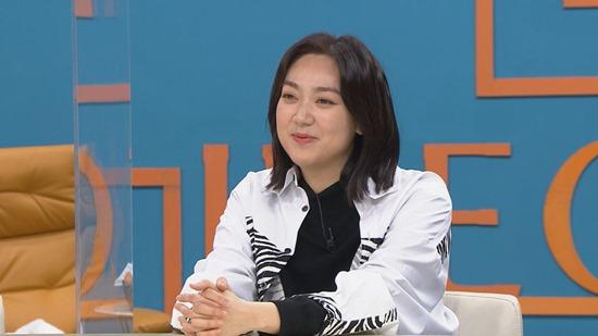 이은형이 '비디오스타' MC 박소현에게 사과했다. /사진=MBC에브리원 제공