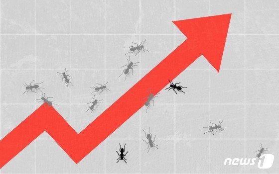 최장기간 공매도를 금지한 한국이 주가 급락의 위험에 노출됐다는 분석이 나왔다./사진=뉴스1