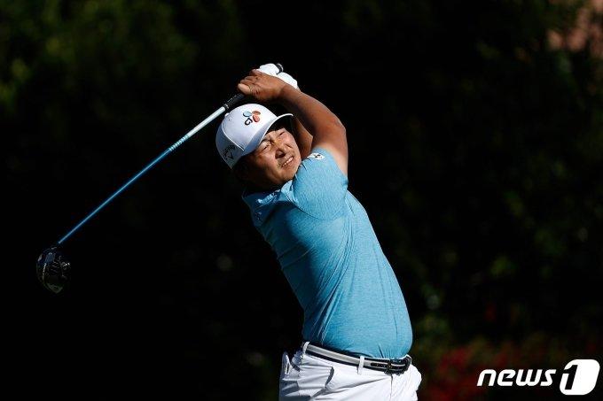 '첫 챔피언십 챌린지'이경훈 (5 언더파) PGA Phoenix Open 3R 공동 3 위