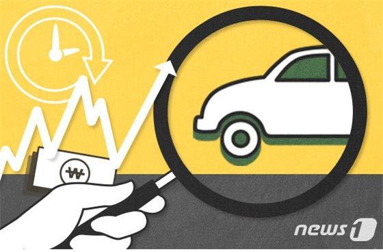 자동차보험의 만성적자가 개선될 기미가 나타나지 않으며 메리츠화재와 롯데손해보험 등이 비중을 점차 줄이고 있다./그래픽=뉴스1