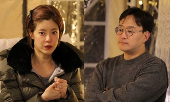 배우 이윤지가 고 박지선을 추억했다. /사진=동상이몽2 제공
