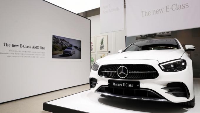 메르세데스-벤츠코리아가 국내시장에서 판매되는 디젤 라인업 상당수에 대해 판매를 중단한다./사진=머니투데이 김휘선 기자