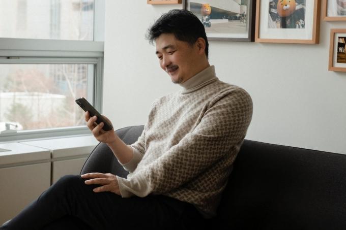 여민수 카카오 공동대표가 김범수 카카오 이사회 의장(55)의 기부가 카카오 기업가치를 높일 것이라고 기대했다. /사진제공=카카오
