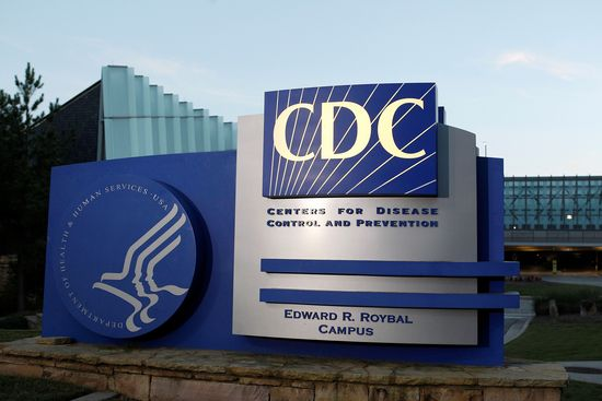 미국 애틀랜타에 위치한 질병통제예방센터(CDC) 본부 전경 /사진=로이터