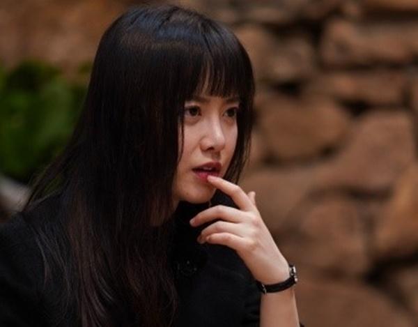 배우 구혜선이 사랑에 대한 솔직한 심경을 전했다. /사진=수미산장 제공