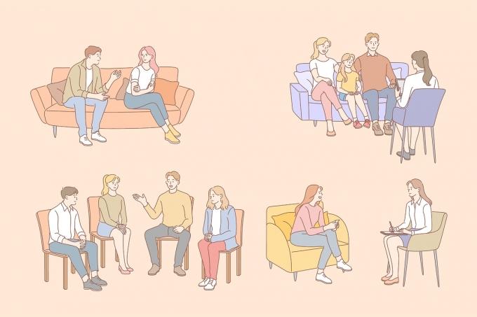 혼인·혈연 관계만을 정상적인 가족으로 보는 기존 제도가 다양한 가족 형태를 포괄하지 못하고 있다는 지적이 나온다. /사진=이미지투데이