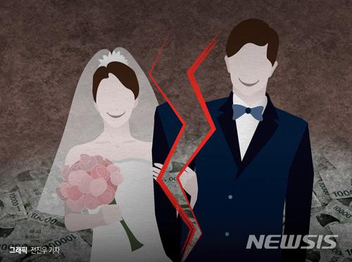 정몽익(59) KCC글라스 회장은 지난 2019년 9월18일 부인 최씨를 상대로 이혼 청구 소송을 서울가정법원에 제기했다. /사진=뉴시스