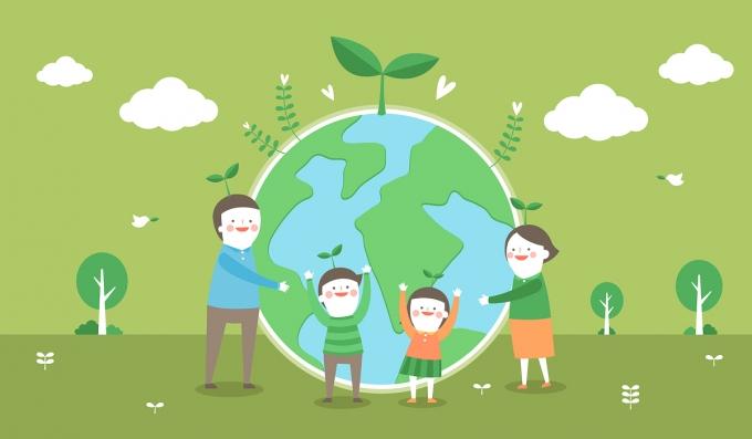 환경에 대한 관심이 높아지자 환경부는 2050 탄소 중립과 탈플라스틱 시대로의 전환을 위해 정책을 마련하고 있다. /사진=이미지투데이