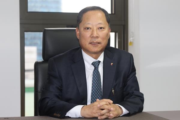 박성희 KG동부제철 신임 총괄대표. /사진=KG동부제철