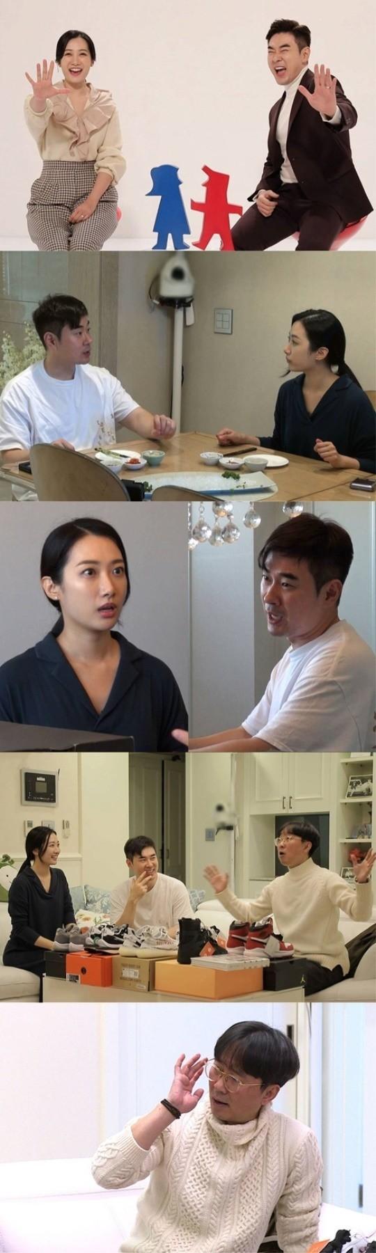 오늘 밤 10시 방송되는 '동상이몽2'에서는 장항준·김은희 부부와 조충현·김민정 부부의 이야기가 공개된다. /사진=SBS 제공