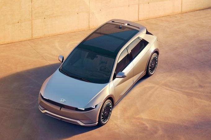 현대자동차 '아이오닉 5'(IONIQ 5, 아이오닉 파이브)의 예상 판매가격이 공개됐다. /사진제공=현대차