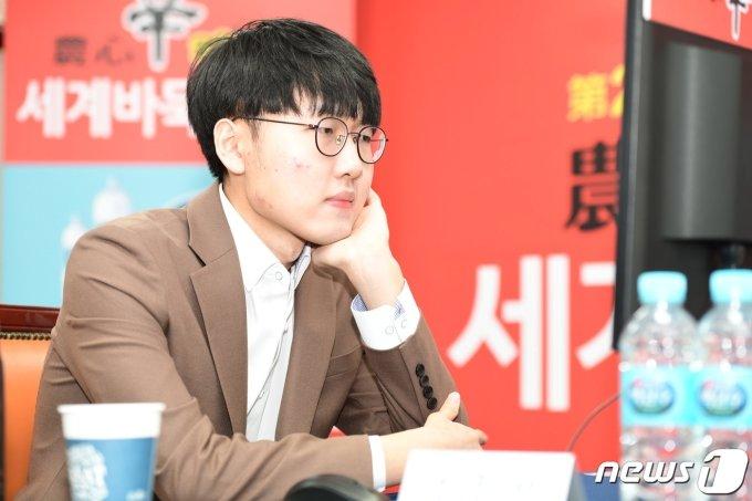 신진 서 'Never'농심 컵 3 연승