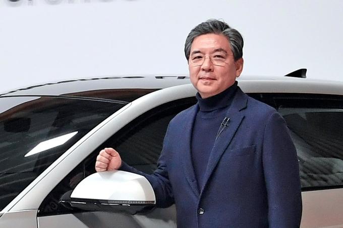 장재훈 현대자동차 사장이 코나 일렉트릭(EV) 화재사고와 관련해 해결방안을 조만간 발표한다고 밝혔다. /사진=현대차