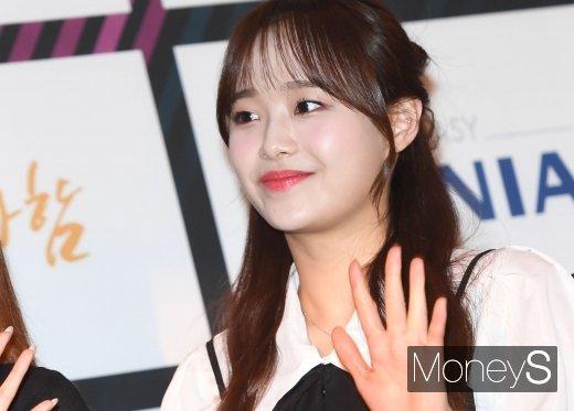 걸그룹 '이달의소녀' 츄의 학교폭력 의혹을 제기했던 제보자가 자신의 주장이 거짓이었다며 자필 사과문을 올렸다. /사진=장동규 기자