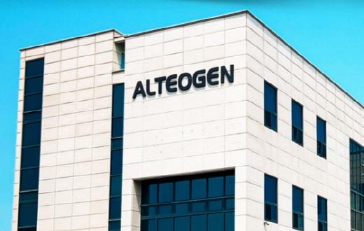 알테오젠은 독일 머크와 인간 히알루로니다제 'ALT-B4'의 생산 공급을 위한 위탁개발생산(CDMO) 계약을 맺었다고 25일 밝혔다./사진=알테오젠