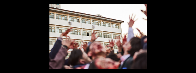넷플릭스가 25일 열린 'See What's Next Korea 2021'을 통해 출시를 앞둔 한국 오리지널 작품 라인업을 공개했다. 사진은 '지금 우리 학교는' 스틸컷. /사진제공=넷플릭스