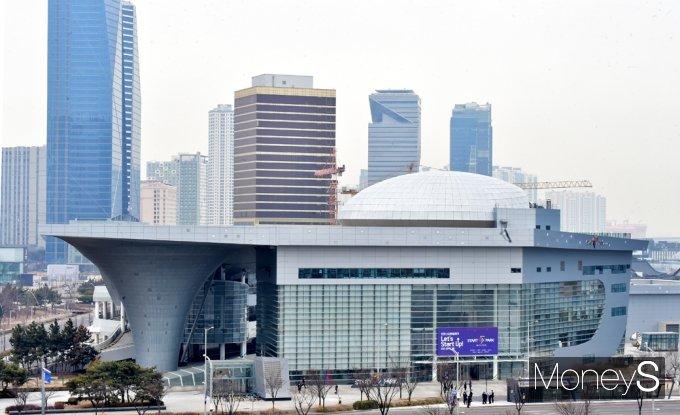 [머니S포토] 한국형 신리콘밸리 '인천 스타트업 파크' 25일 오픈