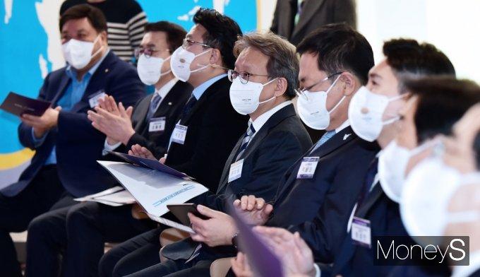 [머니S포토] '이천 스타트업 파크' 오픈, 한국형 실리콘밸리를 꿈꾸며...
