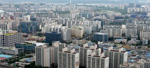 서울 아파트값은 한 주 동안 0.08% 올라 지난주(0.08%)와 상승폭이 동일했다. /사진=뉴스1