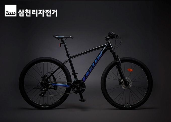 산악자전거 라인업인 칼라스 /사진제공=삼천리자전거