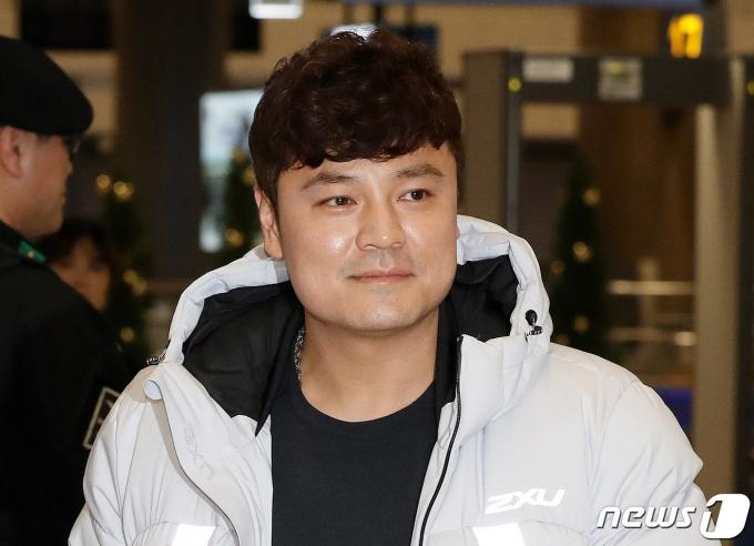 KBO리그 신세계 구단에 입단한 추신수., © 뉴스1